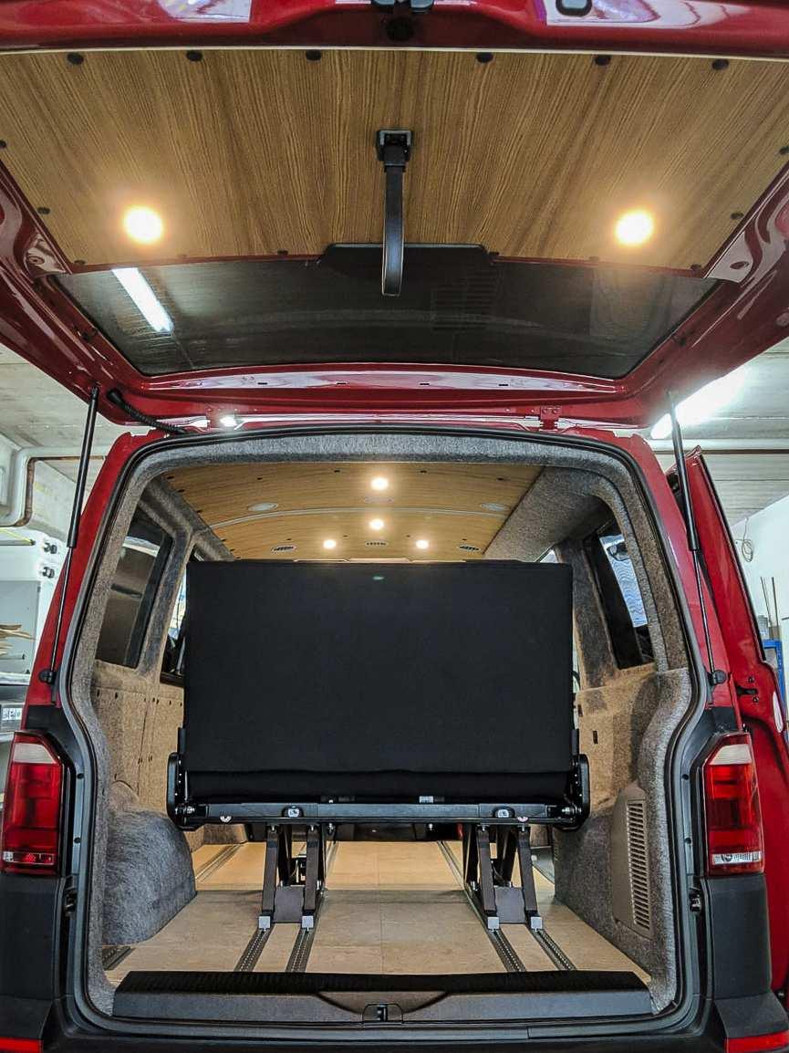 Individualausbau: VW T6 mit Klimahimmel - 4