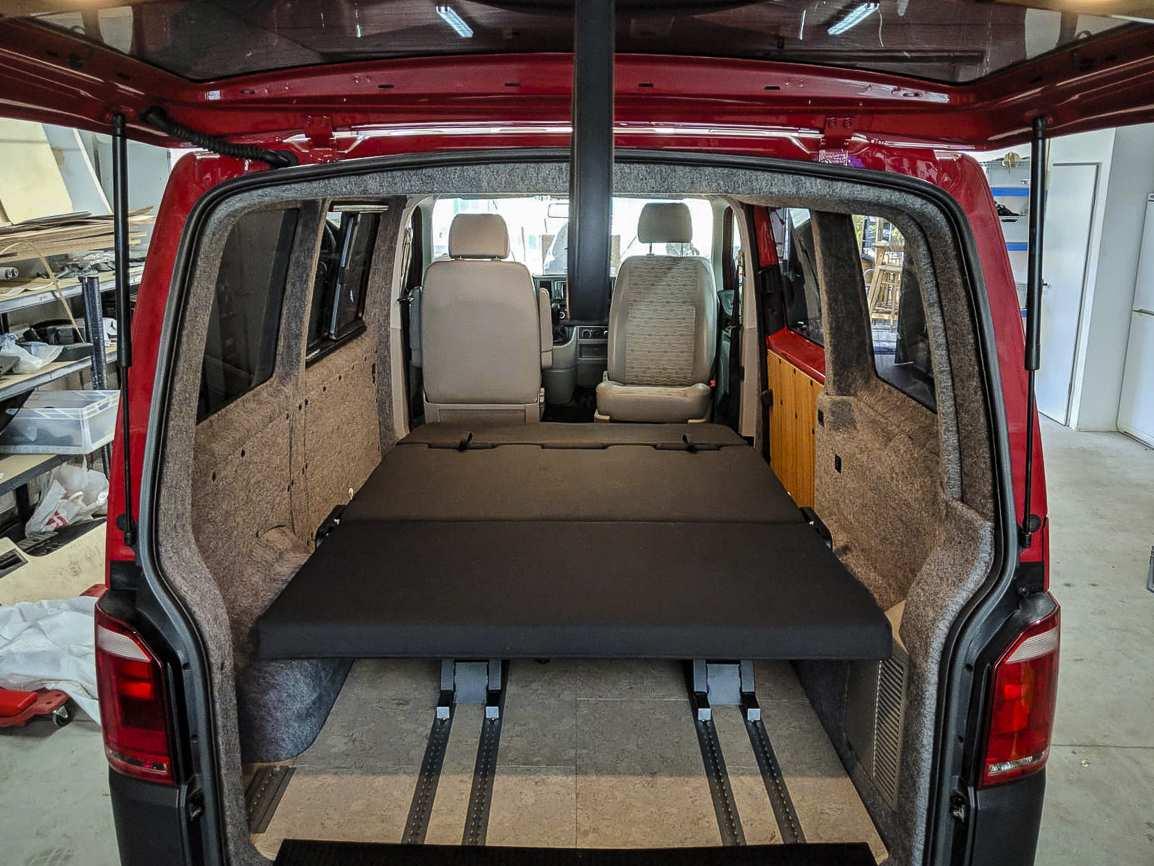 Individualausbau: VW T6 mit Klimahimmel - 6