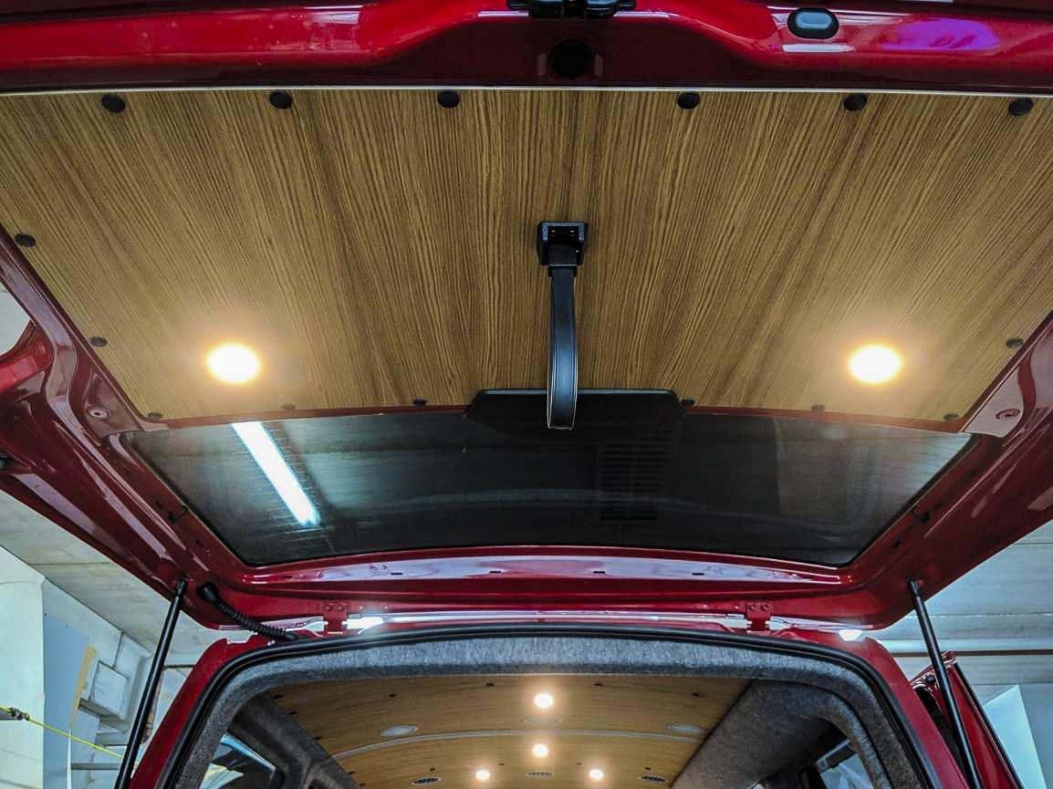 Individualausbau: VW T6 mit Klimahimmel - 8