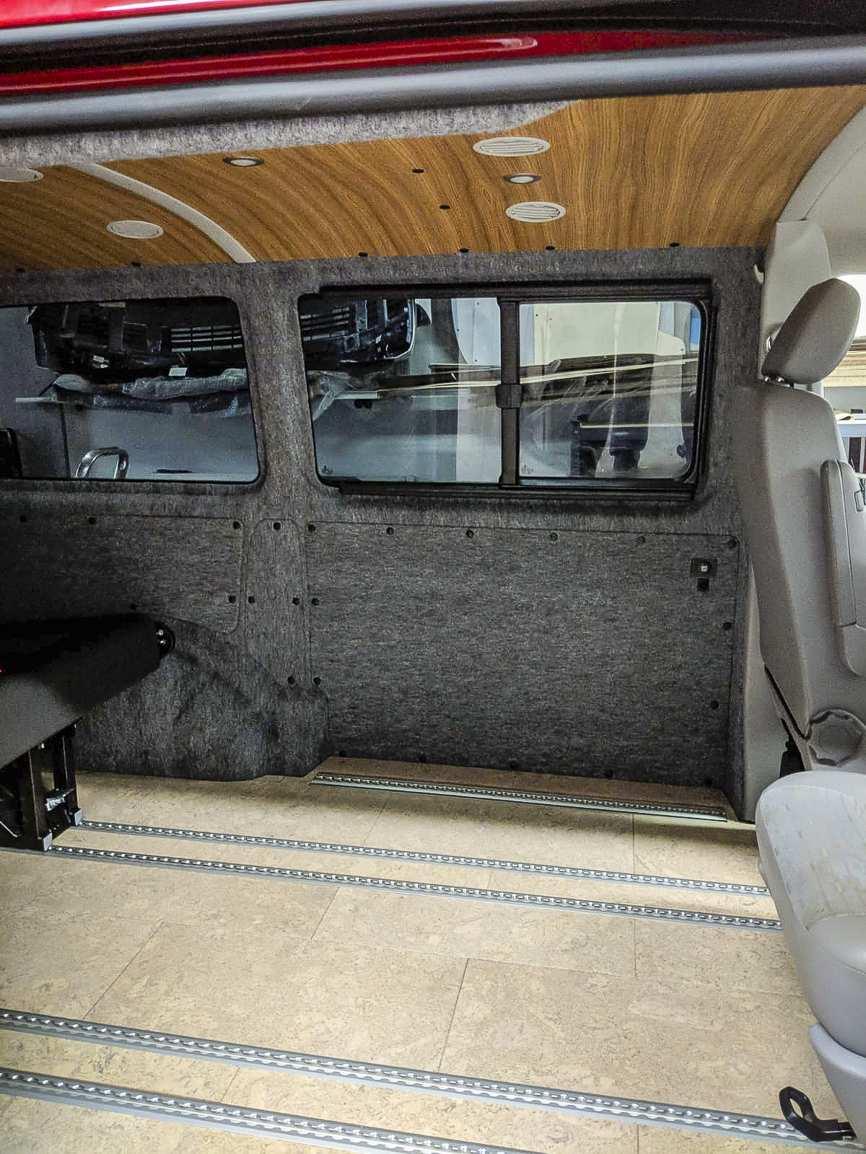 Individualausbau: VW T6 mit Klimahimmel - 11
