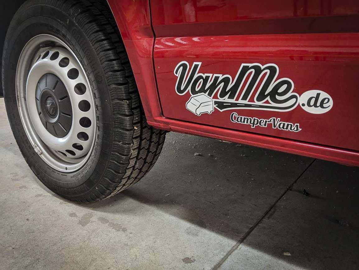 Individualausbau: VW T6 mit Klimahimmel - 13