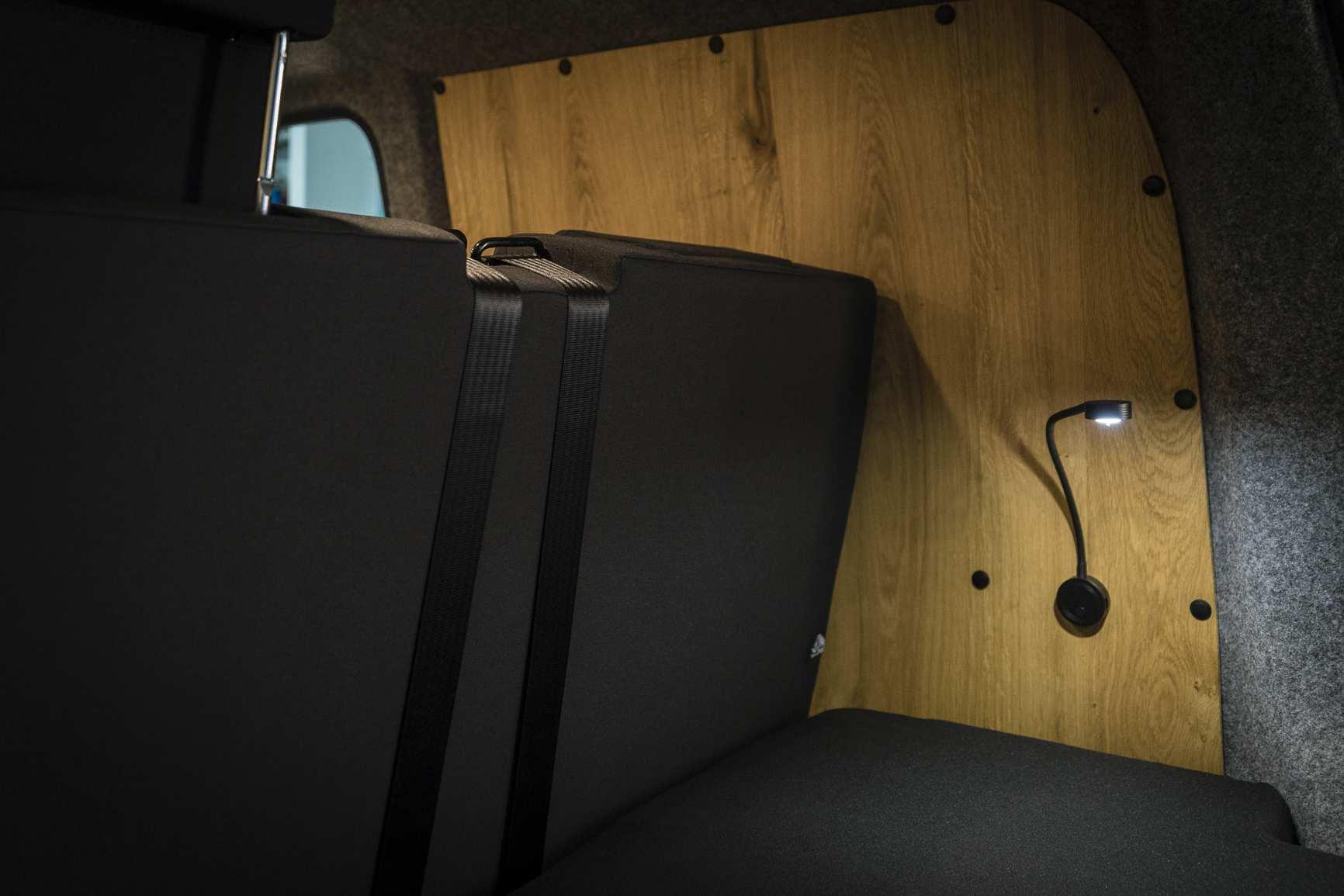Individualausbau: VW T6 individueller und heller - 16