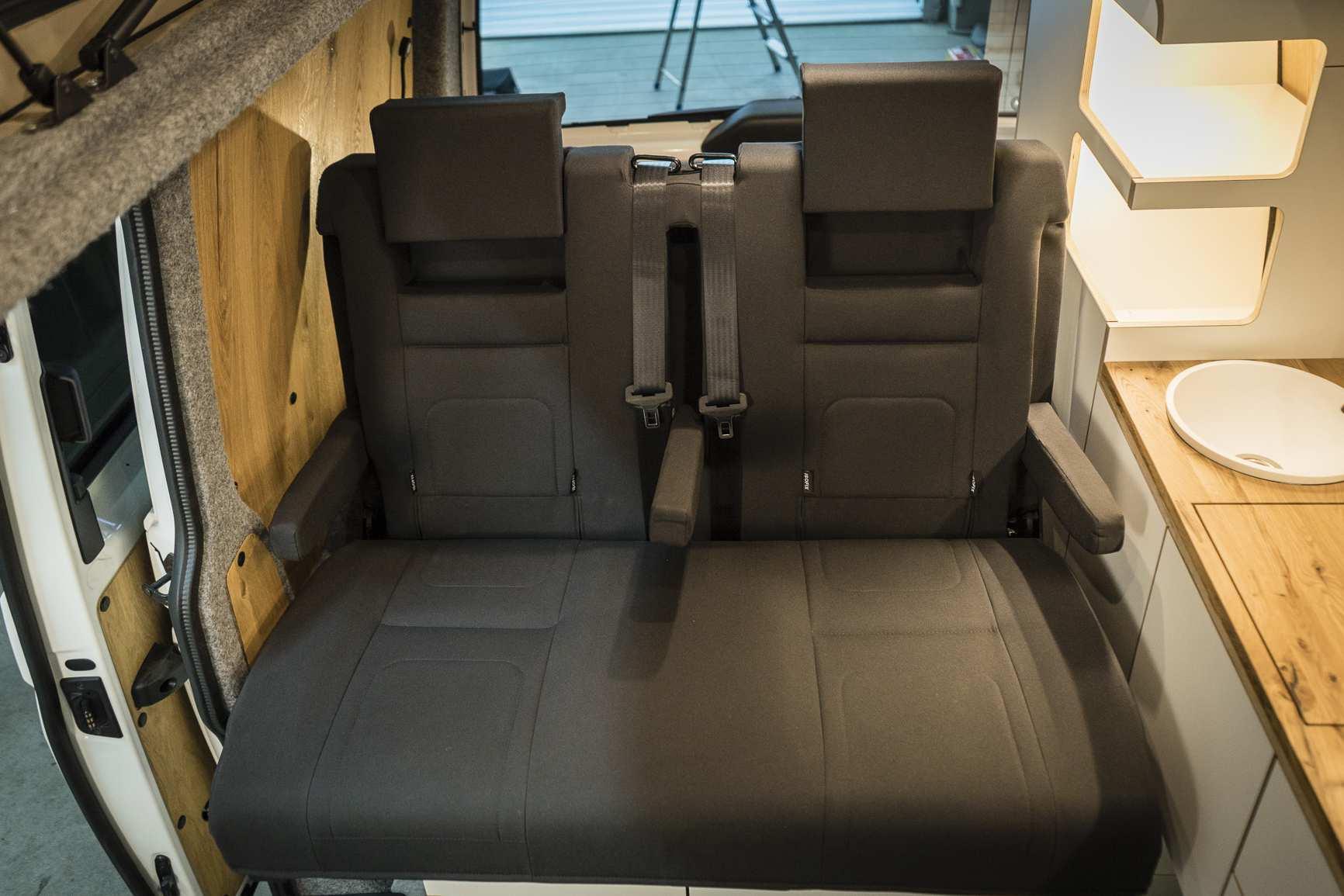 Individualausbau: VW T6 individueller und heller - 8