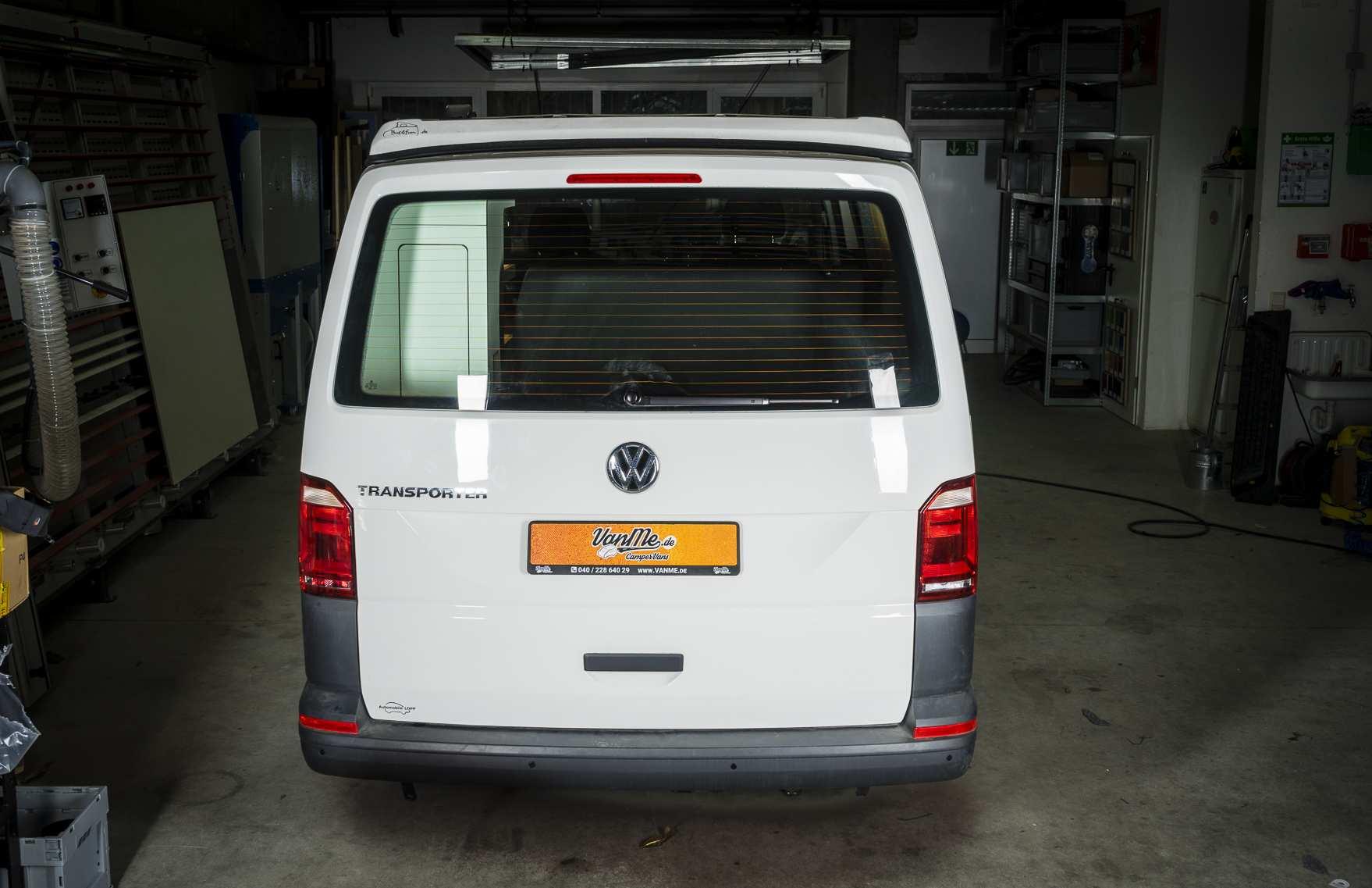 Individualausbau: VW T6 individueller und heller - 24
