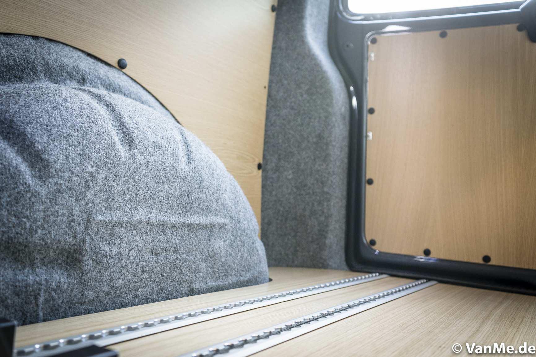 Streamline: VW T6 mit The Streamline Möbel (Long Version) - 15