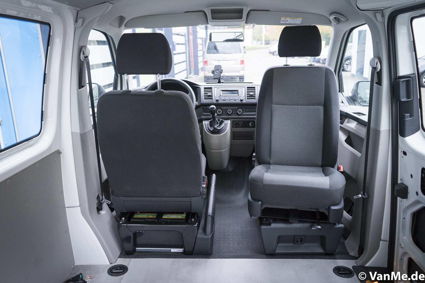 Individualausbau: VW T6 Individual Schlafmöbel - 5