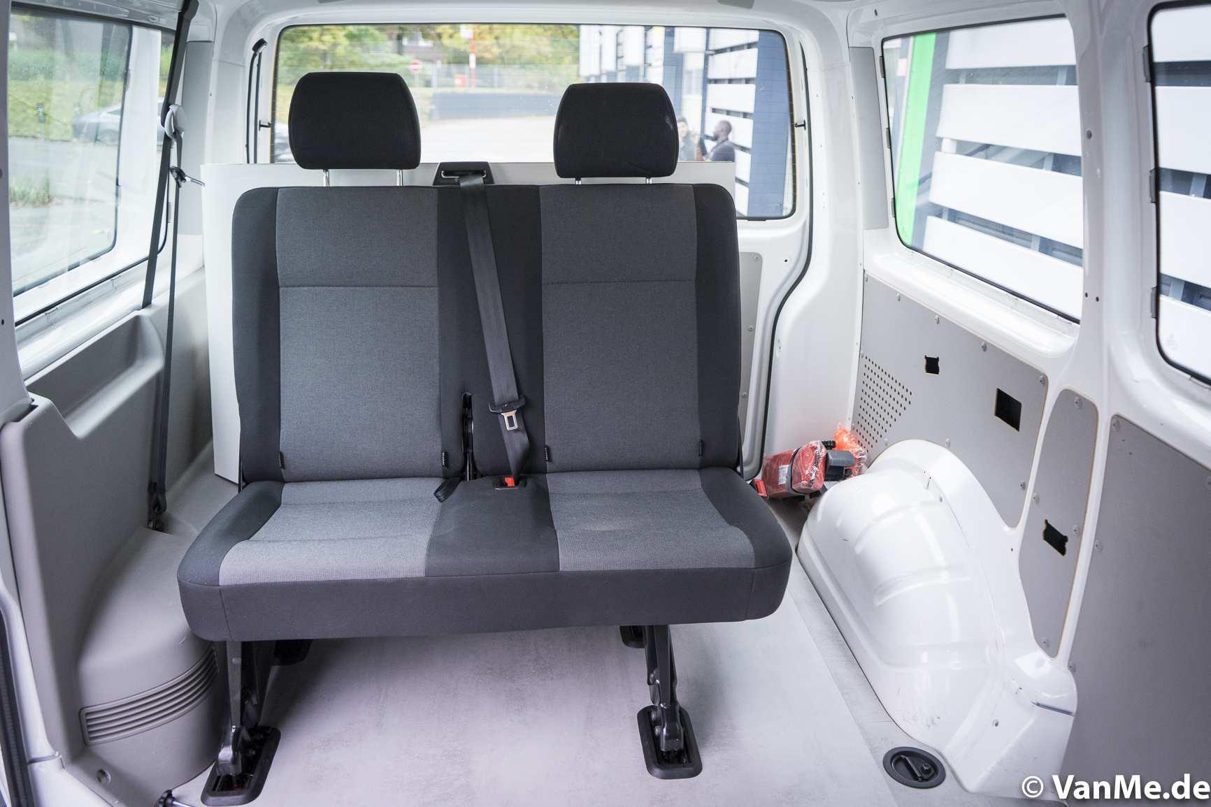 Individualausbau: VW T6 Individual Schlafmöbel - 8