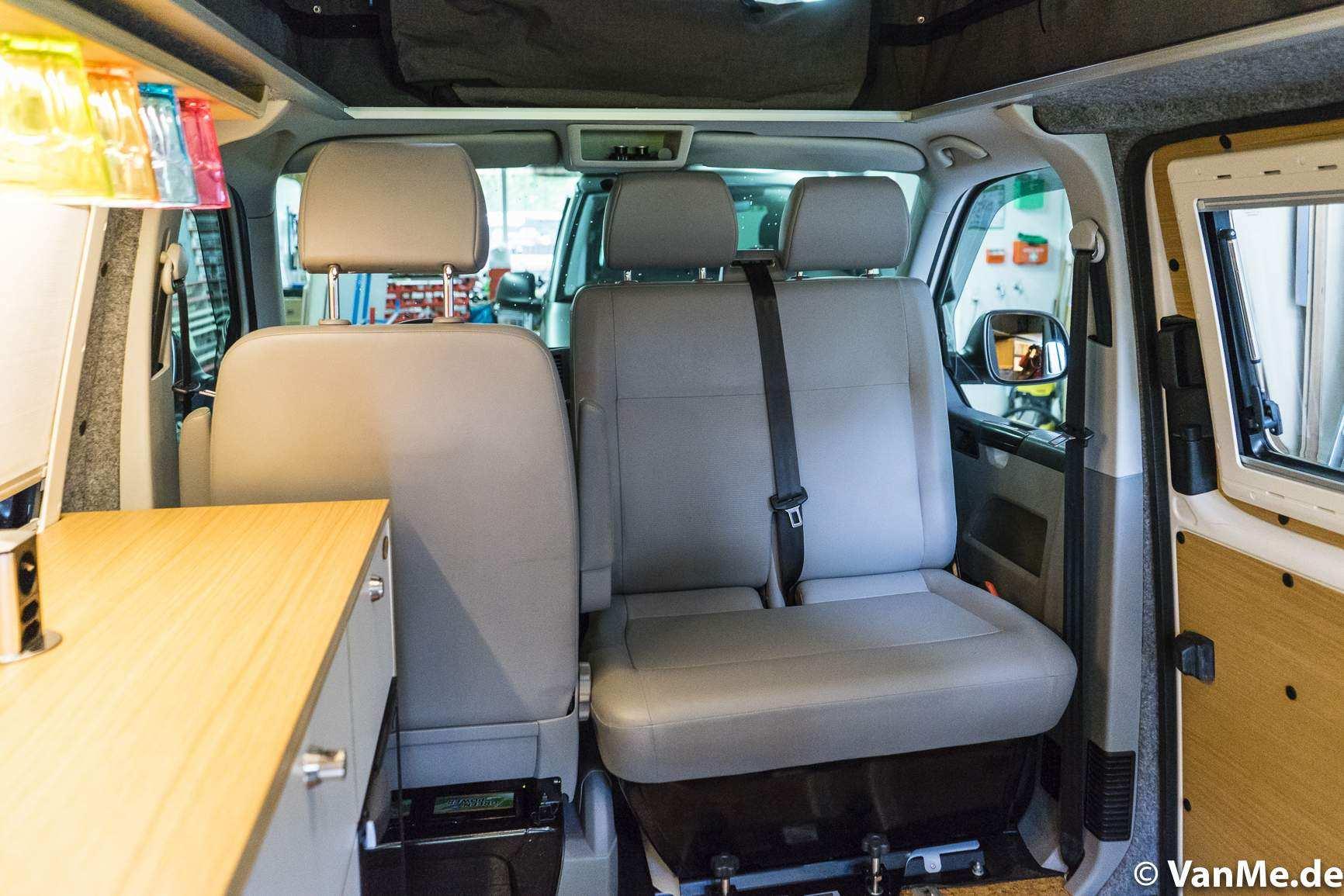 Doppelsitzbank VW T5 / T6