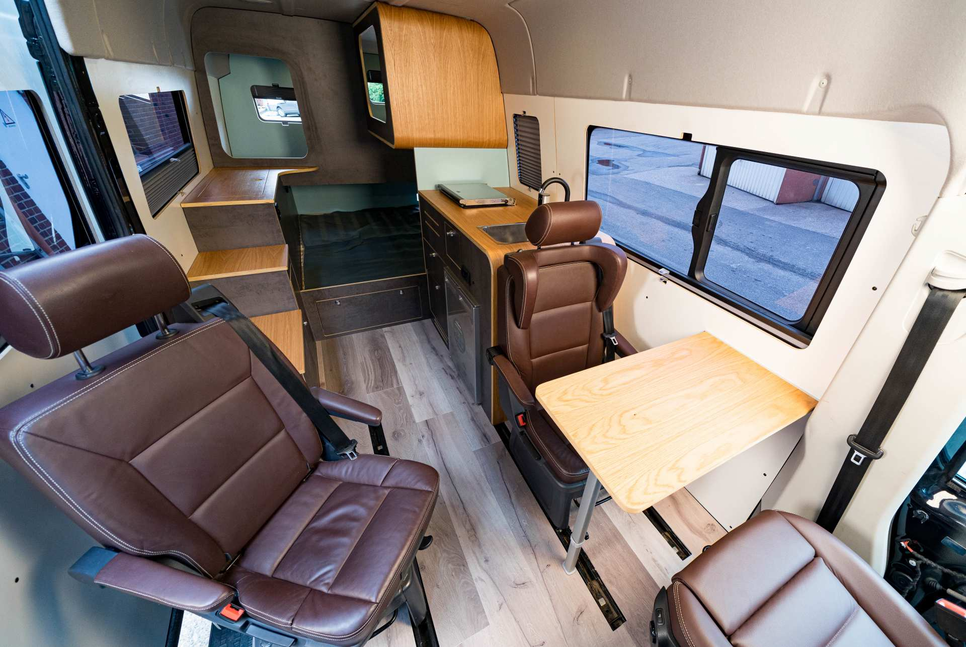 Individualausbau: Full House VW Crafter - 6
