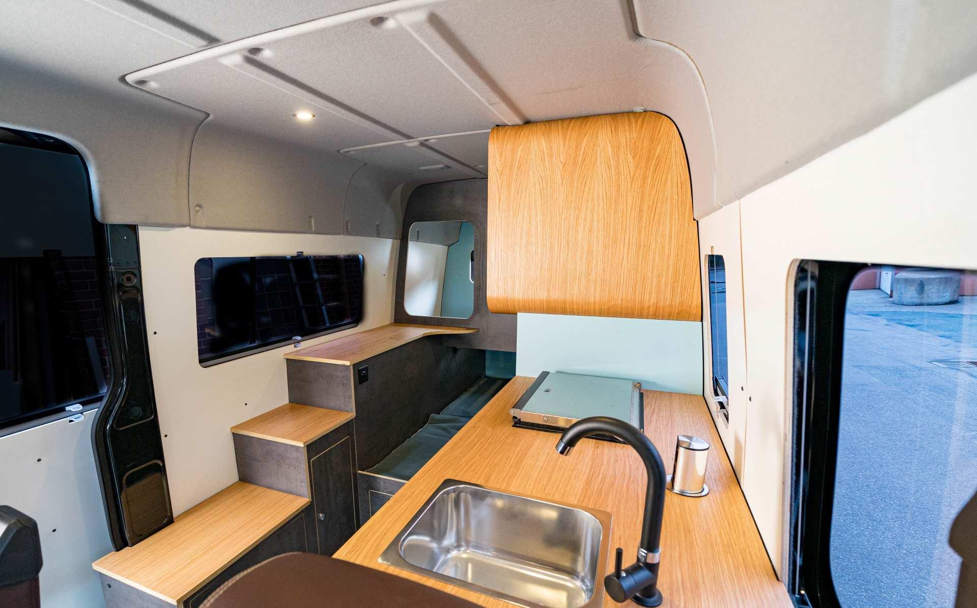 Individualausbau: Full House VW Crafter - 13