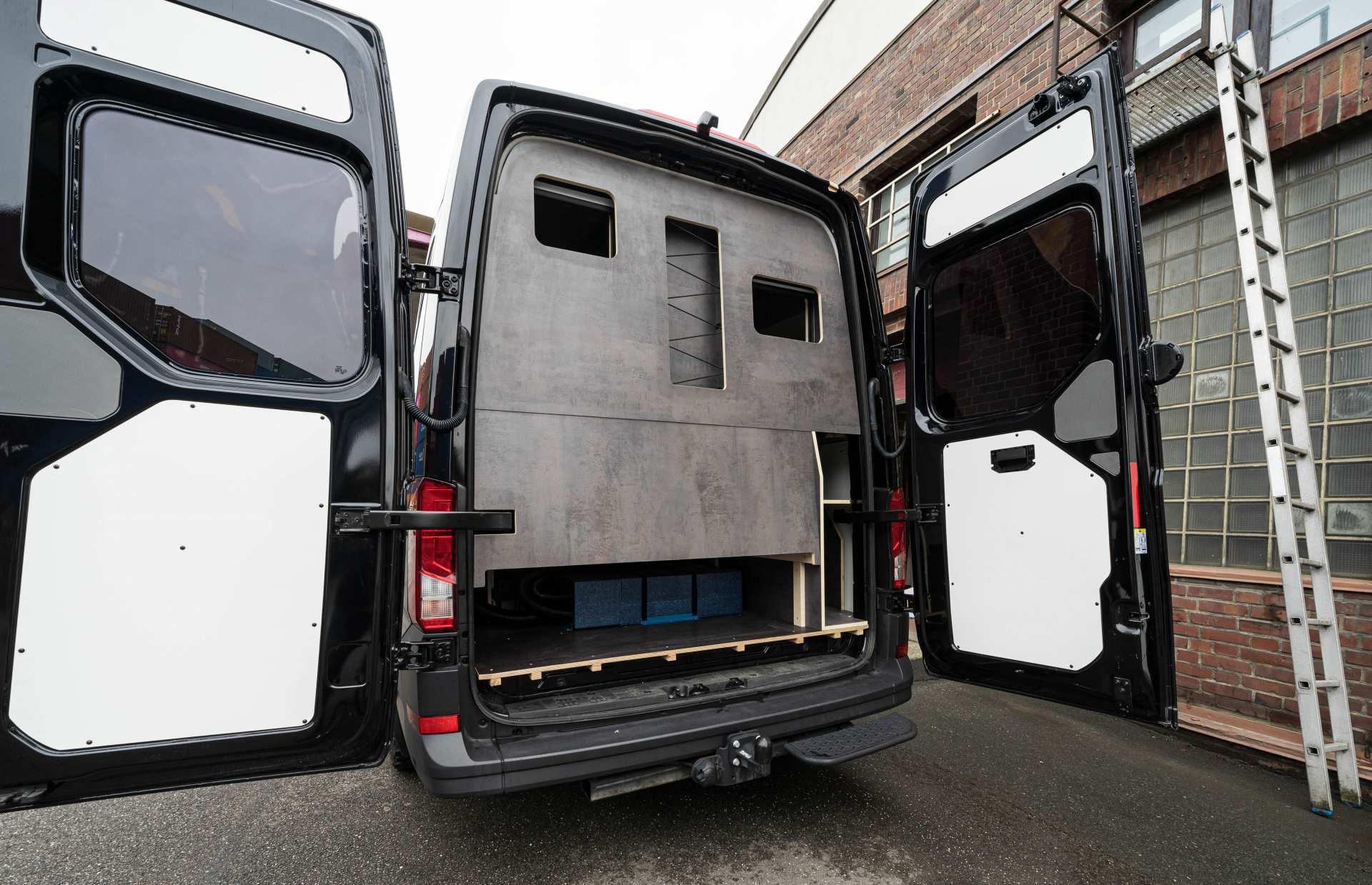 Individualausbau: Full House VW Crafter - 2
