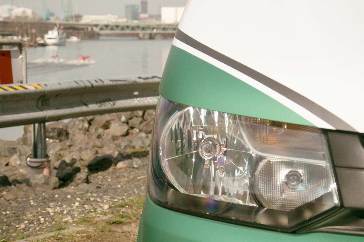 Bild 5: Volkswagen T5 Transporter Kombi