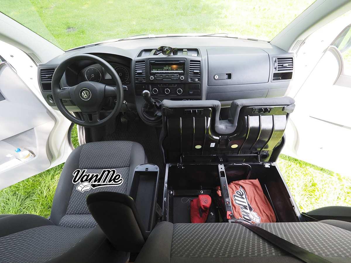 Bild 7: Volkswagen T5 Transporter Kombi