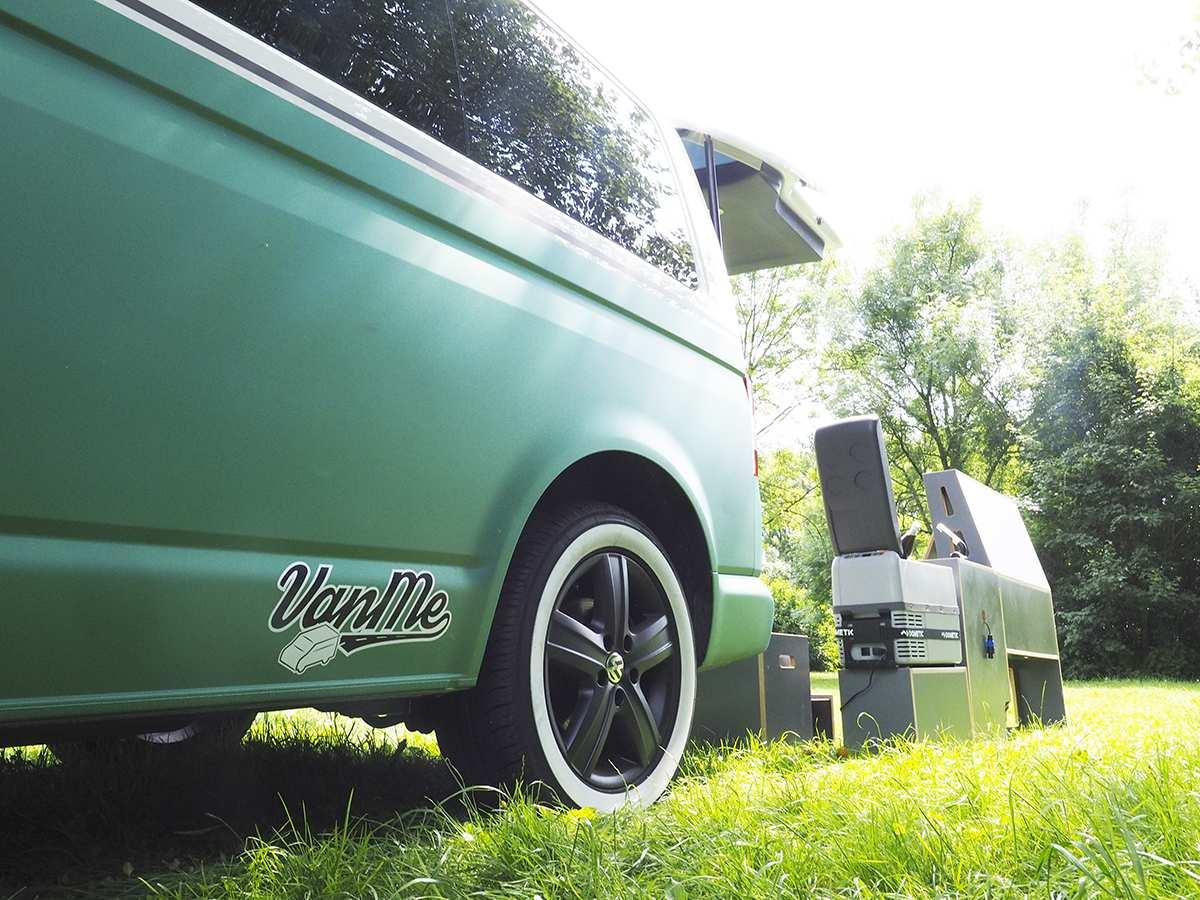 Bild 11: Volkswagen T5 Transporter Kombi