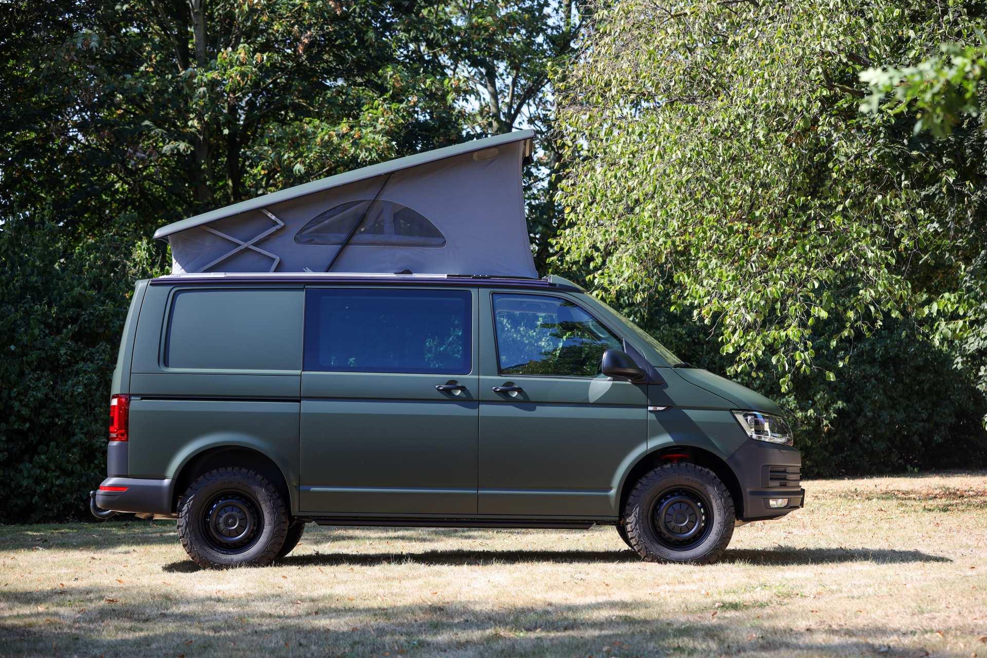 Bild 2: Volkswagen T6 California Offroad ähnl. Beach / 4 Motion