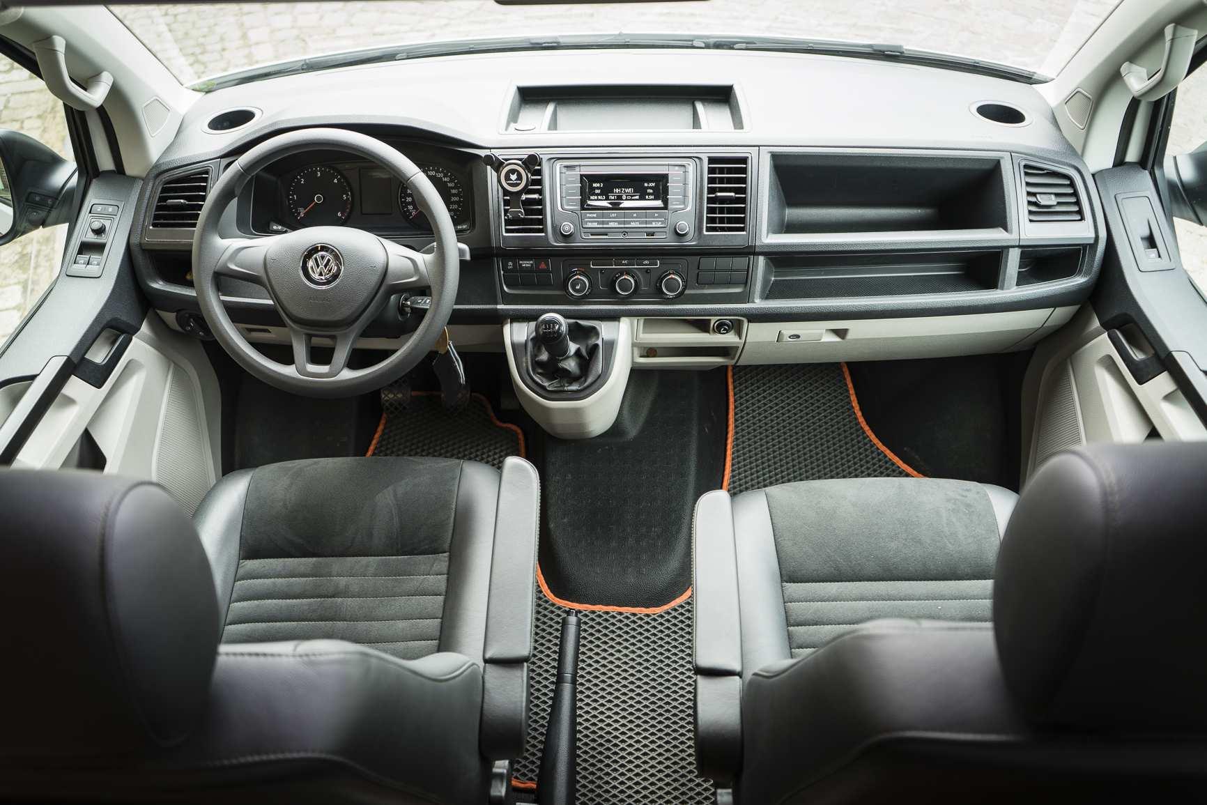 Bild 14: VW T6 2.0 TDI 150PS