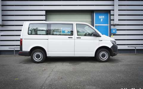 VW T6 Individual Schlafmöbel