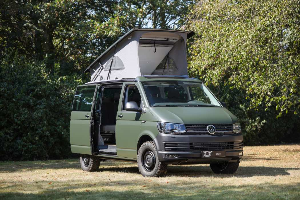 Volkswagen T6 California Offroad ähnl. Beach / 4 Motion