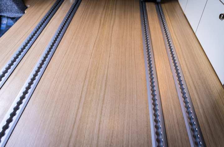 Rail In Boden